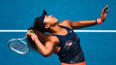 Осака стала первой полуфиналисткой Australian Open