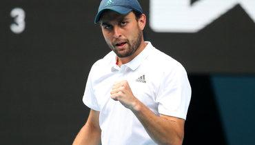 Карацев вышел на42-е место врейтинге ATP