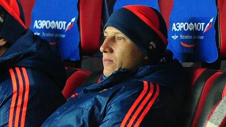 Сергей Чепчугов. Фото Александр Федоров