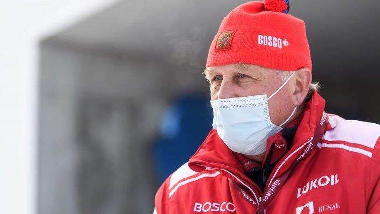 Юрий Бородавко.