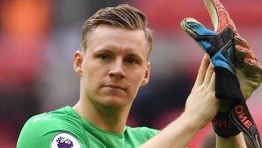 Немецкий вратарь «Арсенала» рассказал, почему перестал пользоваться социальными сетями