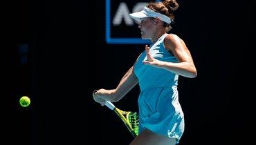 Брэди победила Пегулу ивышла вполуфинал Australian Open