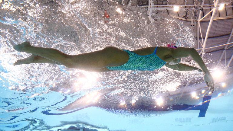 Почему плавание— один излучших способов похудеть? Фото AFP