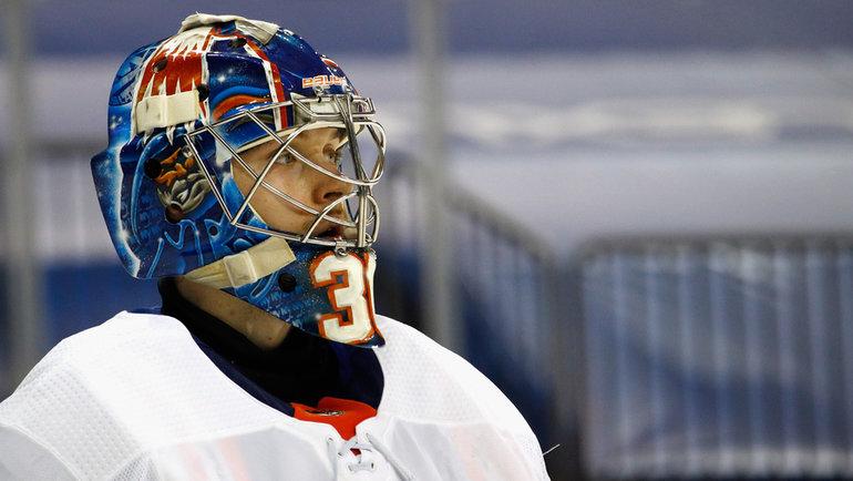 Илья Сорокин. Фото USA Today Sports