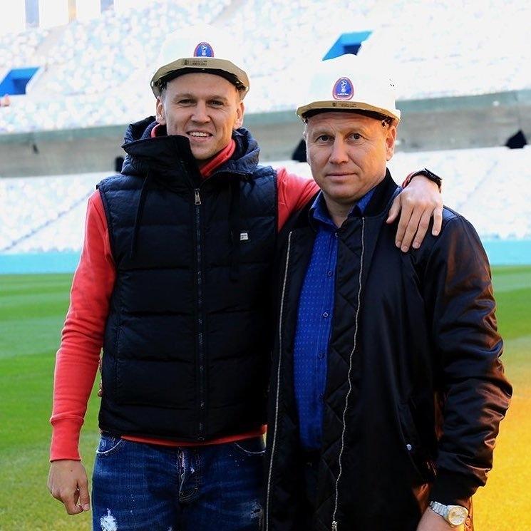 Денис иДмитрий Черышевы. Фото Instagram