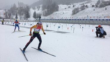 Немка Фойгт выиграла короткую индивидуальную гонку наКубке IBU, россиянки непопали втоп-15
