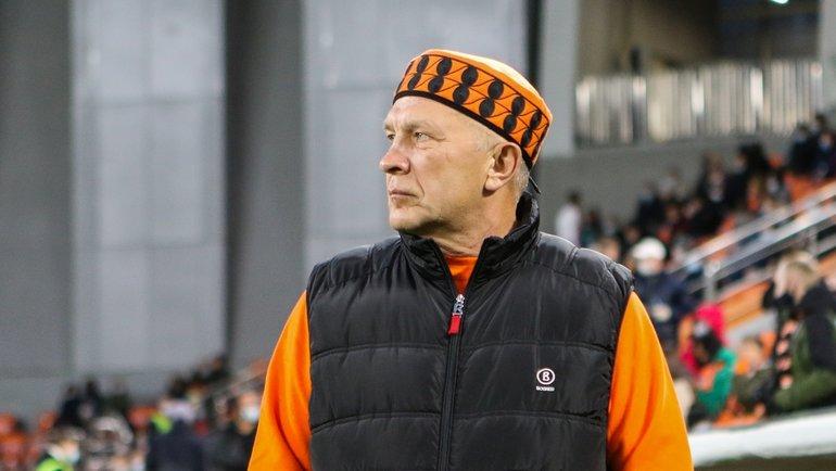 Президент «Урала» Григорий Иванов. Фото ФК «Урал»