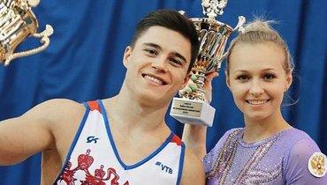 Гимнастка Спиридонова объявила озавершении карьеры