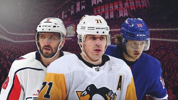 Кто богаче— Могильный сФедоровым или Овечкин, Малкин иПанарин? Посчитали доходы российских игроков НХЛ