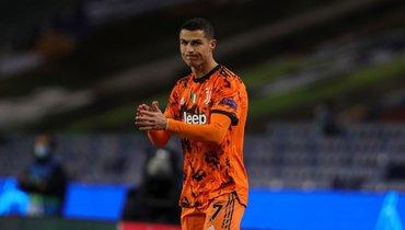 Роналду курьезно потерял мяч вматче с «Порту»