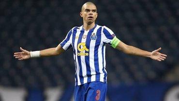 Пепе рассказал, засчет чего «Порту» удалось обыграть «Ювентус»