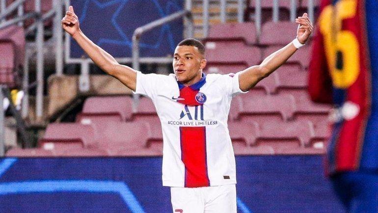 «ПСЖ» хочет 200 миллионов евро заМбаппе, Андре Силва может перебраться в «Атлетико» или «МЮ»