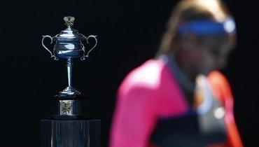 Осака стала первой финалисткой Australian Open