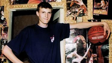 Легенда российского баскетбола. Яркие фото Андрея Кириленко
