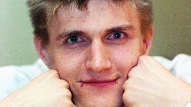 "2002 год. Андрей Кириленко. Фото Александр Федоров, ""СЭ"""