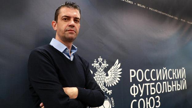 Глава департамента судейства РФС Виктор Кашшаи— оготовности рефери, ситуации всудействе ислухах оботставке