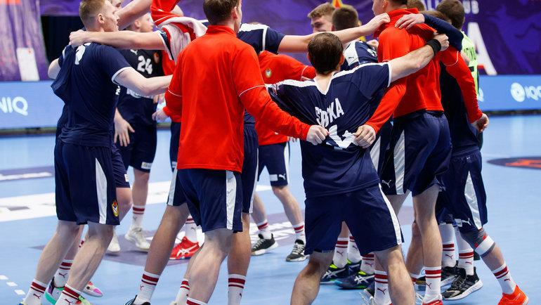 ЦСКА зачетыре тура дофиниша группового этапа Евролиги завоевал путевку в1/8 финала турнира.