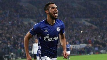 ВИталии утверждают, что «Динамо» может подписать Бенталеба из «Шальке»