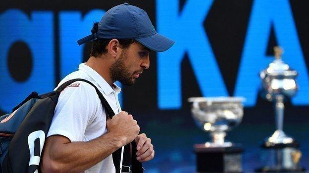 Теннис, Australian Open: тренер Егор Яцык рассказал как Аслану Карацеву удалось пробиться вполуфинал
