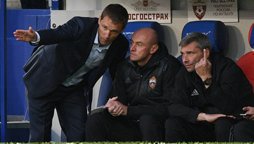 Виктор Гончаренко, Виктор Онопко иСергей Овчинников.