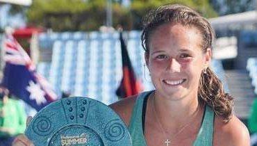 Касаткина выиграла турнир вМельбурне. Это еепервый титул с2018 года