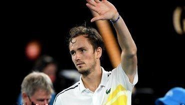 Сафин отреагировал напобеду Медведева вполуфинале Australian Open