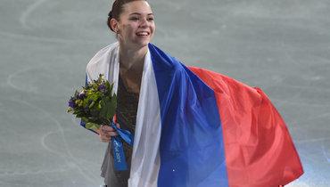 Ровно семь лет назад Сотникова выиграла Олимпиаду вСочи