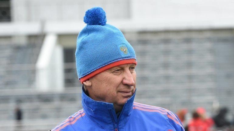 Валерий Польховский. Фото СБР