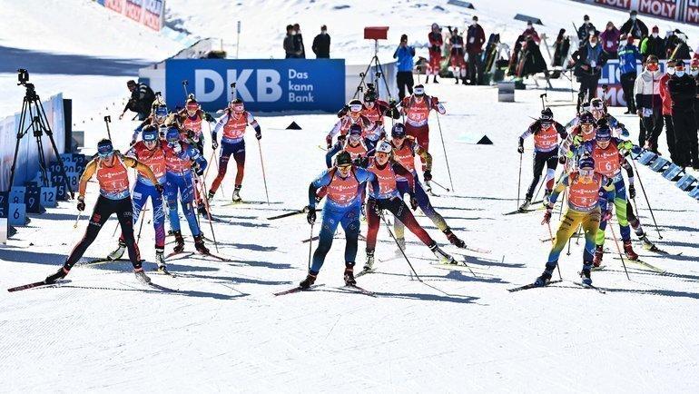 Россия провела 9 гонок без медалей начемпионате мира. Фото AFP