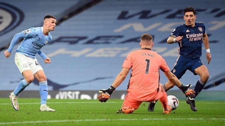 «Арсенал» насвоем поле примет «Манчестер Сити». Фото AFP