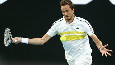 Медведев прокомментировал поражение отДжоковича вфинале Australian Open