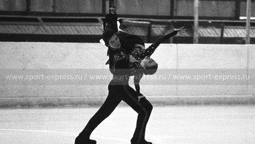 Анна Семенович иВладимир Федоров. Фото Дмитрий Солнцев, -