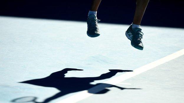 Дженнифер Брэди высоко взлетела, добравшись дофинала, нотам была лишь тенью самой себя ипроиграла титул. Фото AFP