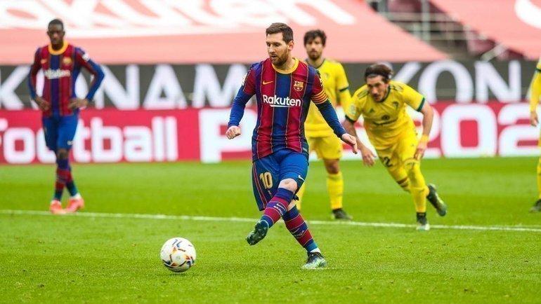 21февраля. Барселона. «Барселона»— «Кадис»— 1:1. Фото ФК «Барселона».