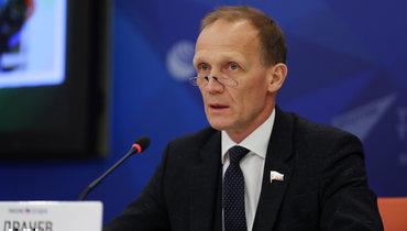 Экс-президент СБР Драчев— орезультатах сборной: «Сколько трактор нитренируй, он «Волгу» необгонит»