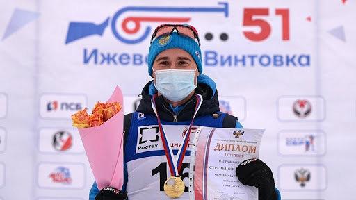 Кирилл Стерльцов. Фото СБР.