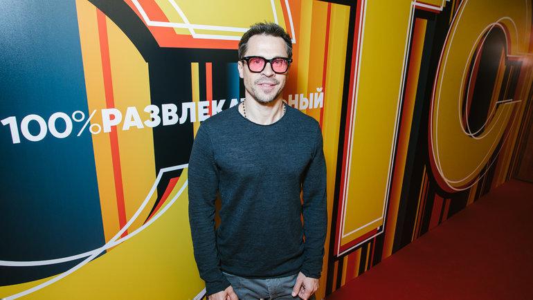 Павел Деревянко. Фото СТС