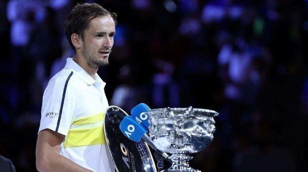 Даниил Медведев: интервью после поражения отНовака Джоковича вфинале Australian Open