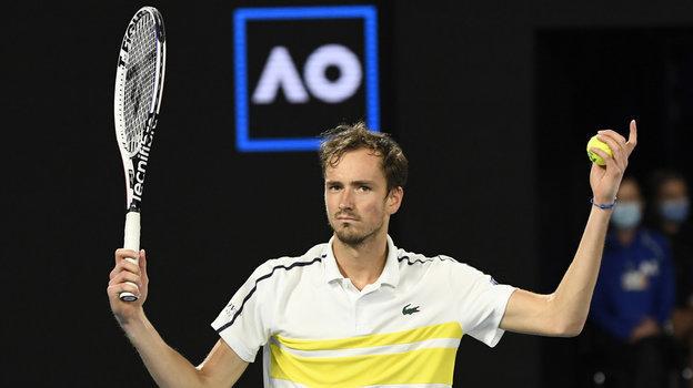 Теннис. Даниил Медведев натурнирах Большого шлема. Когда ждать победы россиянина, прогноз