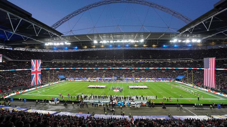 Стадион «Уэмбли». Фото AFP