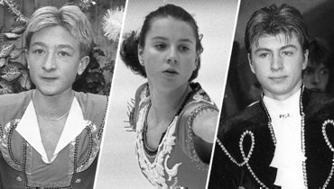 Плющенко, Слуцкая, Ягудин. Как изменились знаменитые российские фигуристы