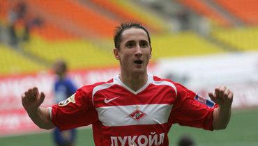 Быстров назвал сумму отступных запереход из «Спартака» в «Зенит»