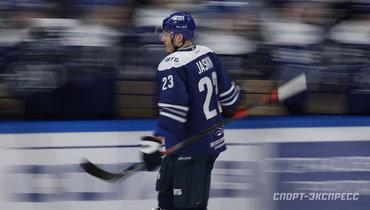 Яшкин повторил рекорд Мальцева поколичеству голов за «Динамо» водном сезоне
