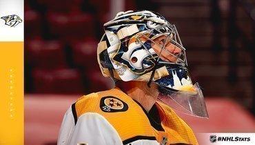 Ринне догнал Набокова врейтинге НХЛ поматчам без пропущенных шайб
