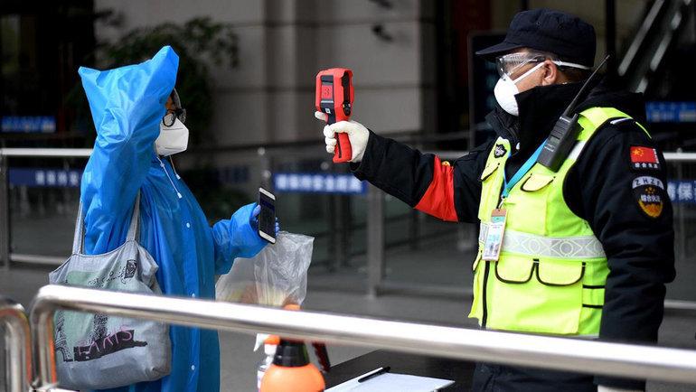 Пандемия коронавируса. Фото Reuters