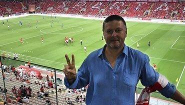 Кафельников прокомментировал возвращение Промеса в «Спартак»