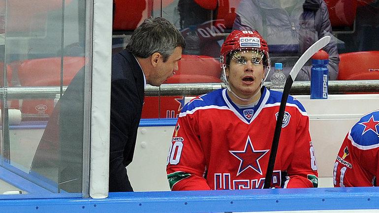 Никита Квартальнов. Фото Алексей Иванов