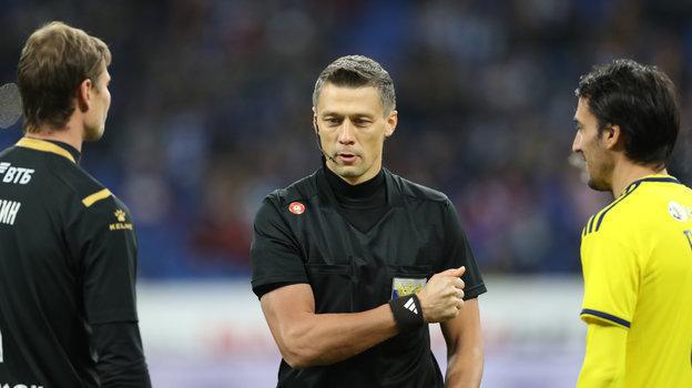 «Могу позвонить тренеру иизвиниться заошибку». Вторая часть интервью ссудьей Казарцевым
