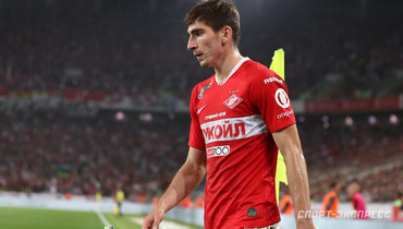 «Спартак» готов продать Бакаева в «Динамо» за12 миллионов евро