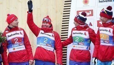 «Норвегия— номер один влыжном мире, ноянадеюсь, наши ребята вследующих гонках ихпочпокают». Отжиг Устюгова